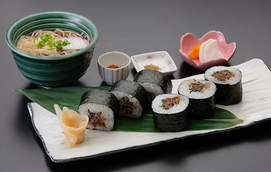 しそ風味 千屋牛まき寿司