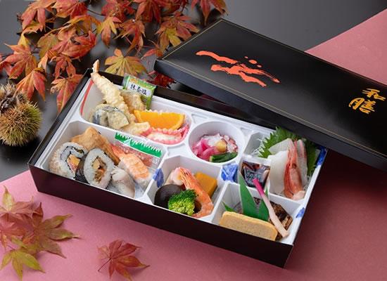 お料理パック膳(2,160円)