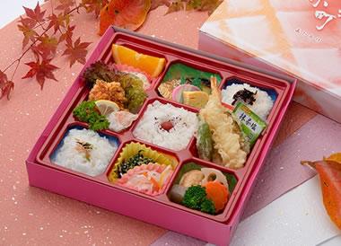 幕の内弁当(1,080円)
